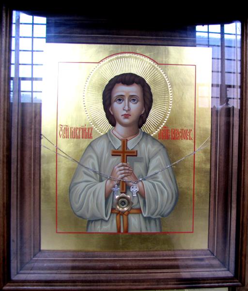 Св. мч. младенец Гавриил